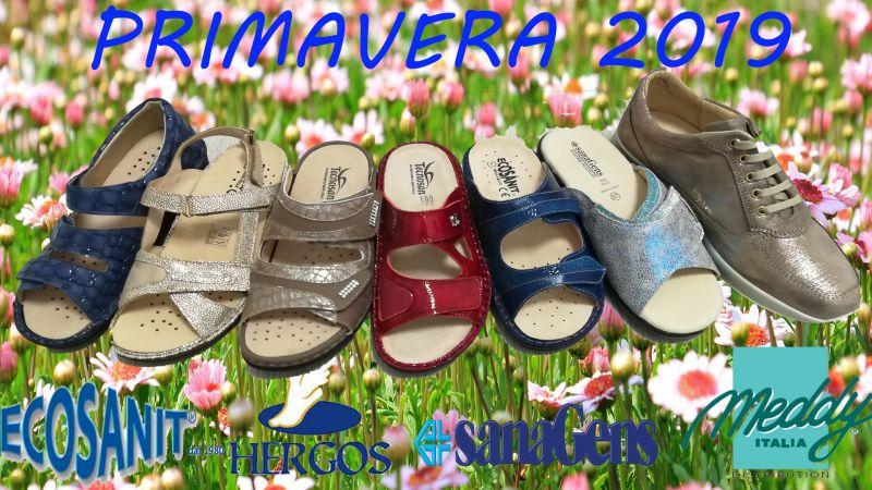 promozione vendita scarpe e sandali estivi Pistoia - offerta vendita calzature ortopediche