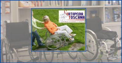 offerta noleggio articoli elettromedicali e articoli sanitari ortopedia toscana