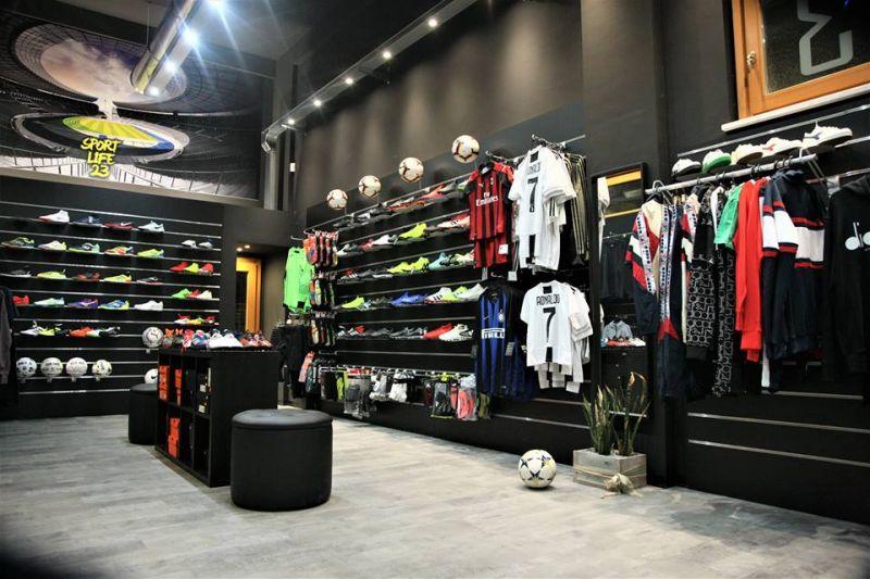 offerta abbigliamento sportivo senigallia - occasione forniture squadre calcio senigallia