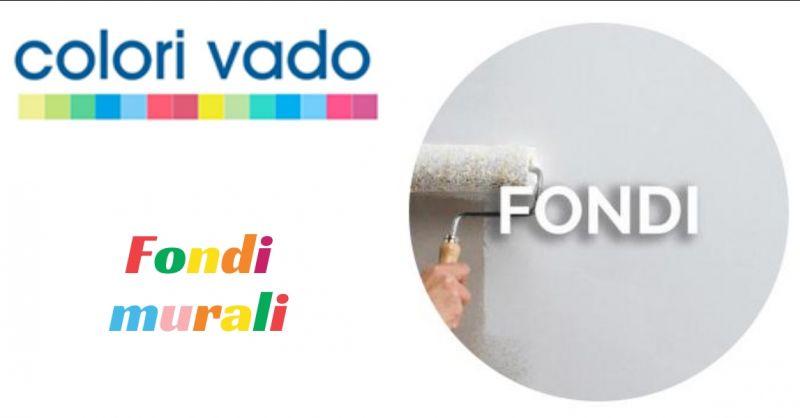 Colori Vado - offerta fondi murali a Vado Ligure - promozione Colori Vado Vado Ligure Savona