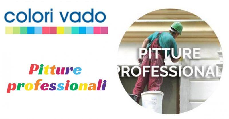 Colori Vado - Offerta pitture professionali a Vado Ligure - Promozione Colori Vado Savona