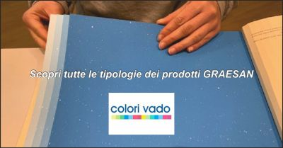 colori vado offerta prodotti graesan occasione vernici e pitture professionali savona