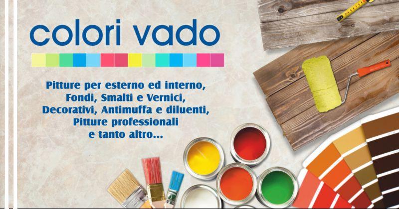 colori vado offerta vendita smalti - occasione vendita vernici savona