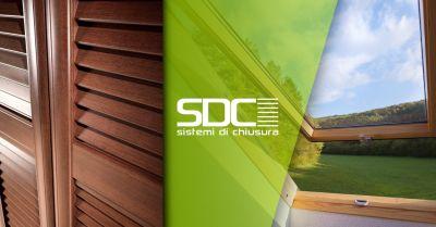 sdc sistemi di chiusura offerta vendita infissi legno preventivo rivoli torino