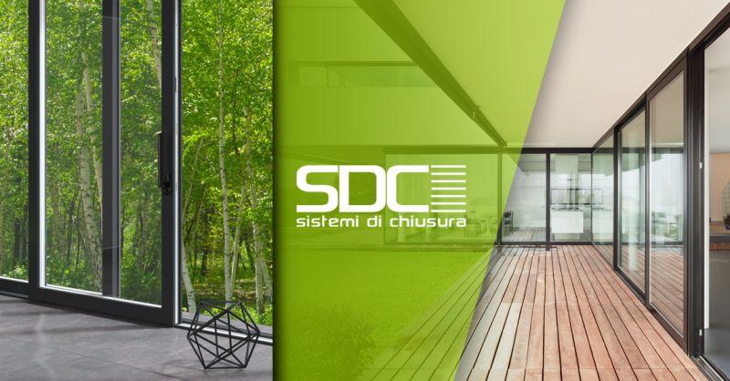 SDC SISTEMI DI CHIUSURA - Offerta Vendita Serramenti Alluminio Rivoli Torino