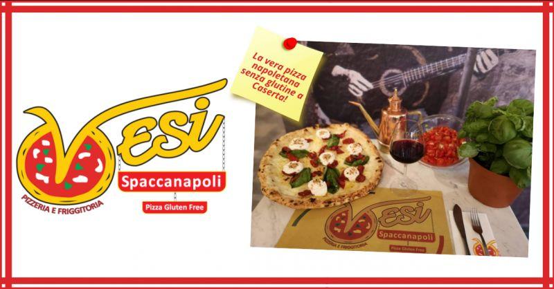 offerta pizzeria dove mangiare la pizza senza glutine a Caserta - occasione pizzeria per celiaci caserta