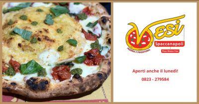 offerta pizzeria aperta lunedi a caserta occasione buona pizzeria a caserta