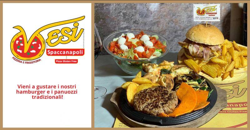 offerta ristorante con hamburger caserta - occasione paninoteca caserta centro