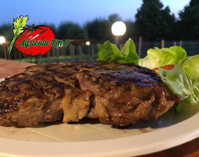 AZIENDA AGRICOLA KM ZERO offerta pranzo carne alla brace - promozione cena carne alla griglia