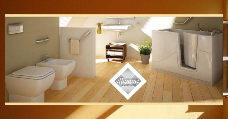 EFFEMME CERAMICHE - offerta sanitari e rubinetteria per arredo bagno Versilia