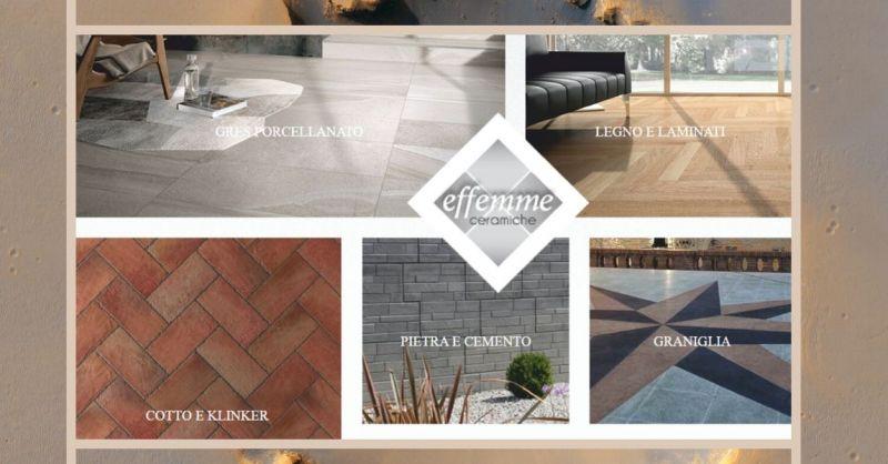EFFEMME CERAMICA - occasione vendita pavimenti per interno ed esterno casa Versilia