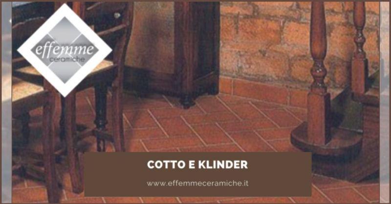 occasione rivestimenti pavimenti in cotto e klinder Lucca - EFFEMME CERAMICHE