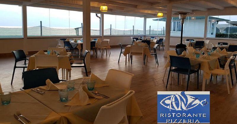promozione ristorante di pesce sul mare Pisa - offerta ristorante e pizzeria vicino al mare