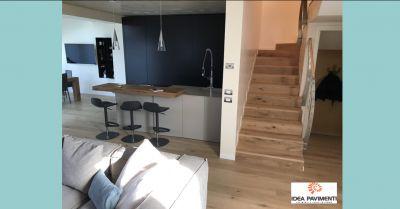 offerta posa di pavimenti treviso occasione restauro di pavimenti e scale in legno treviso