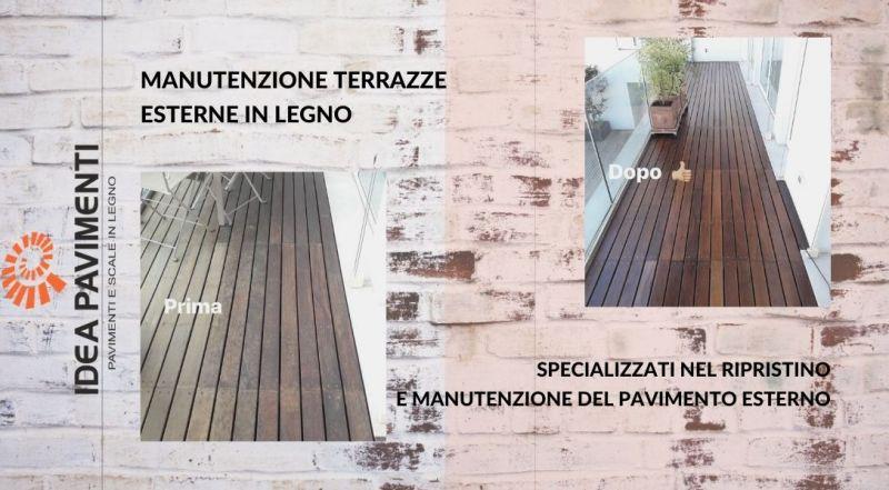 Offerta ripristino e manutenzione del legno utilizzato per esterni a Treviso – Occasione manutenzione bordo piscina in legno a Treviso