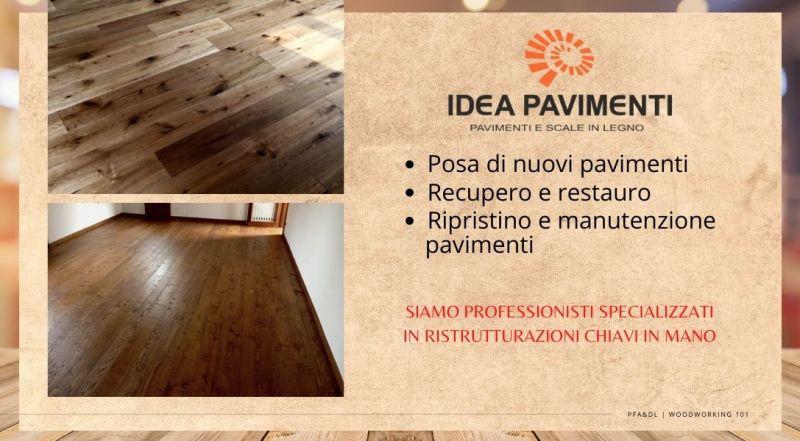 Occasione posa pavimenti in legno e scale in legno a Treviso – Offerta posa battiscopa in legno, pavimenti in legno per piscine a Treviso