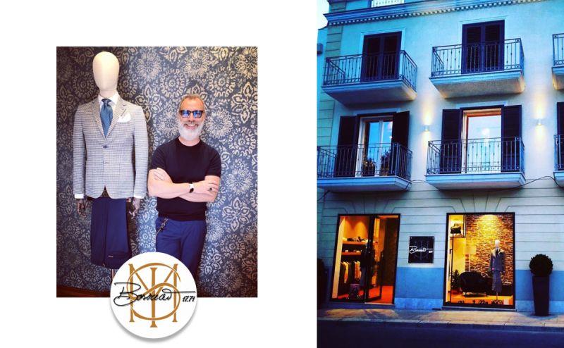 BASIRICO' - offerta abbigliamento cerimonia uomo primavera estate 2019 marsala
