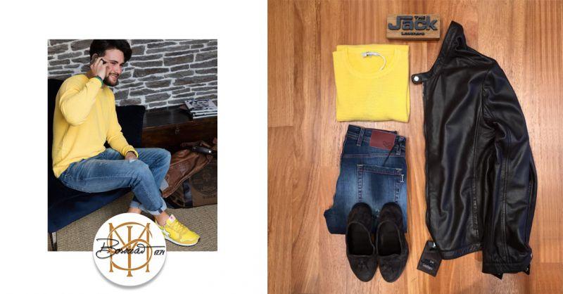 BASIRICO' offerta negozio abbigliamento maschile marsala-occasione sportsware moda uomo trapani