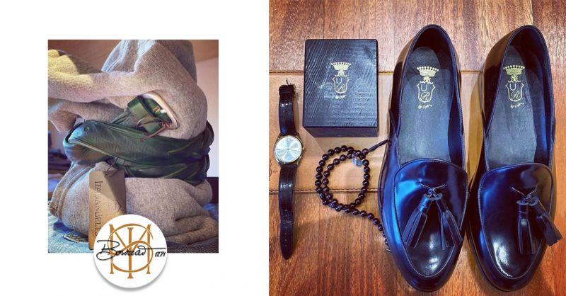 Offerta Accessori Moda Uomo Marsala - Occasione Accessori Uomo Outfit Marsala