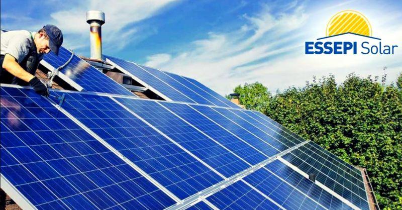 ESSEPI SOLAR - offerta progettazione e installazione di impianti fotovoltaici Verona