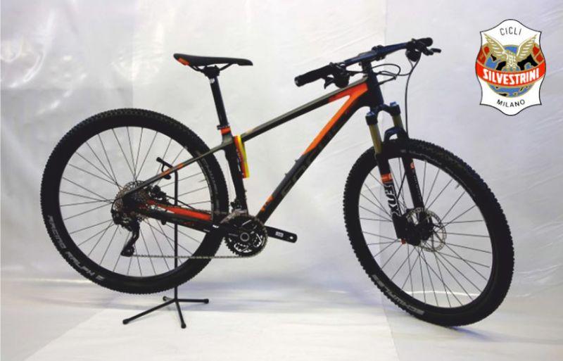 SILVESTRINI BICICLETTE offerta mountain bike - promozione bici full suspended