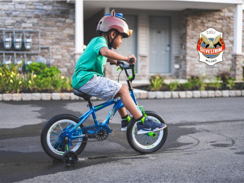 SILVESTRINI BICICLETTE offerta bici da bambino - promozione bicicletta bambina