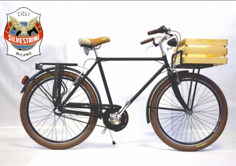 SILVESTRINI BICICLETTE offerta bici su misura-promozione bicicletta in base alle esigenze