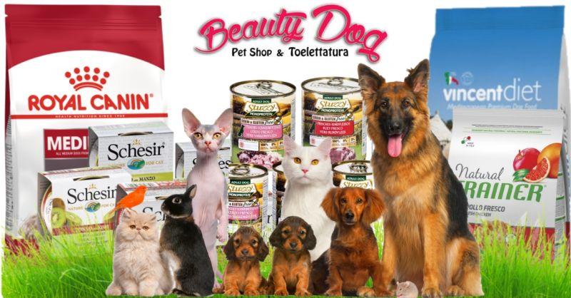 offerta vendita alimenti per animali Terni - occasione cibo per animali a domicilio Terni