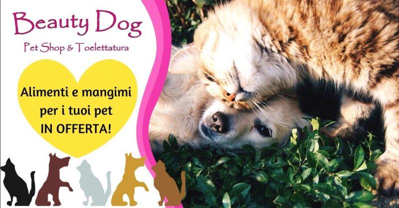 Promozione crocchette per cani gatti in offerta - occasione acquisto mangimi per animali Terni