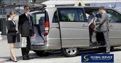 offerta servizio di noleggio auto con conducente novara global service autonoleggio novara