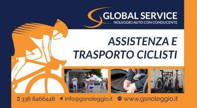 carrello per il trasporto delle biciclette assistenza ciclisti