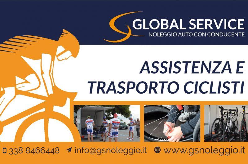 Carrello per il trasporto delle biciclette