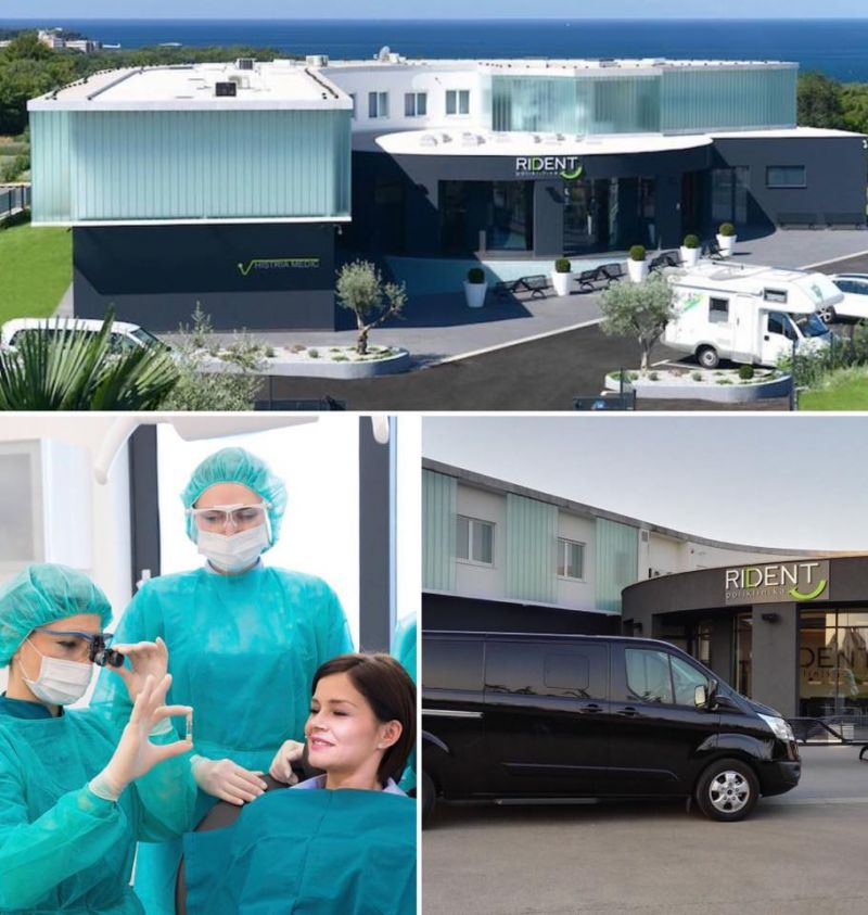 Dentisti in Croazia, Rident, Global Service