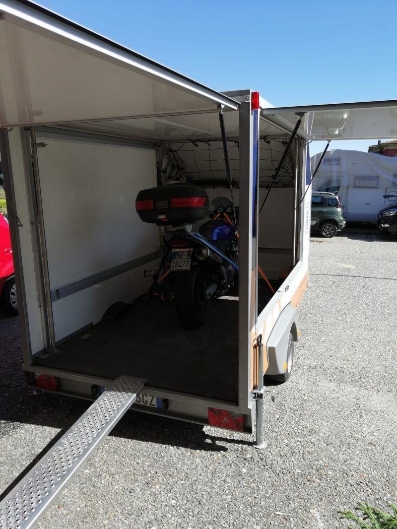 occasione servizio trasporto moto su carrello - GLOBAL SERVICE
