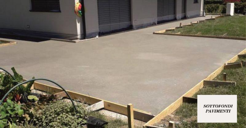 offerta massetti cementizi e sottofondi pavimenti - occasione massetti addittivi e polistirolo