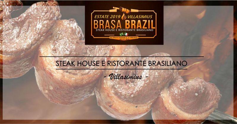 BRASA BRAZIL Villasimius - offerta Ristorante Brasiliano Steak House