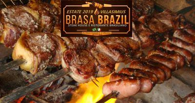 brasa brazil ristorante villasimius offerta carne cotta allo spiedo churrasco