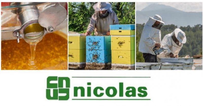NICOLAS - Occasion de vente de produits artisanaux italiens de haute qualité pour l'apiculture