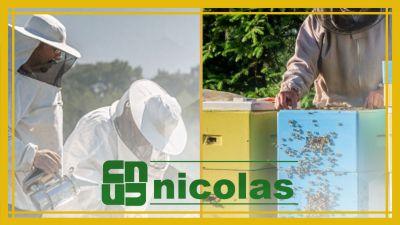 nicolas srl occasione vendita abbigliamento e articoli professionali apicoltura made in italy
