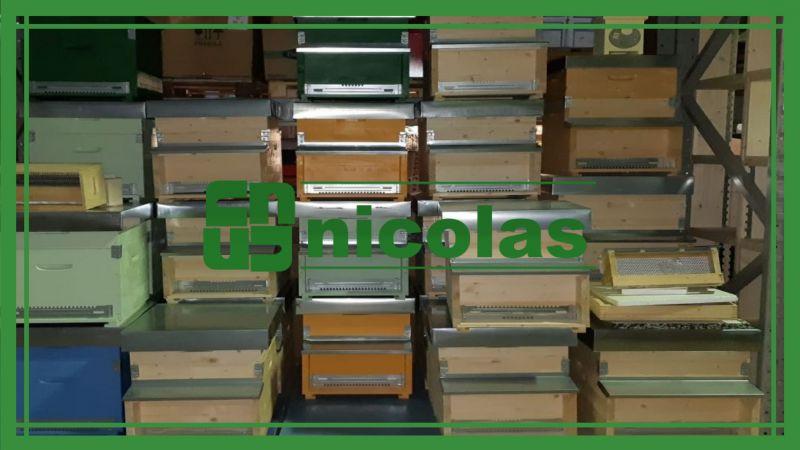 Nicolas srl - Promozione attrezzature abbigliamento e articoli professionali per apicoltura