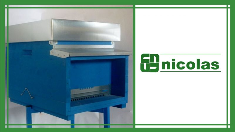 NICOLAS SRL - Vente occasionnelle de vêtements et d'articles apicoles professionnels fabriqués en Italie