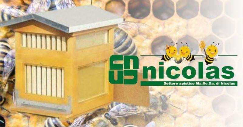 Nicolas Srl - Trouvez la meilleure entreprise italienne qui produit et vend des ruches de haute qualité