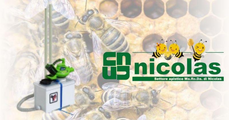 Nicolas Srl - Production et vente à bas prix d'aspirateurs à essaims avec batterie fabriqués en Italie