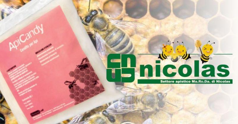 Nicolas Srl - Offre à la vente mélange Candi pour Abeilles Laped de haute qualité made in Italy
