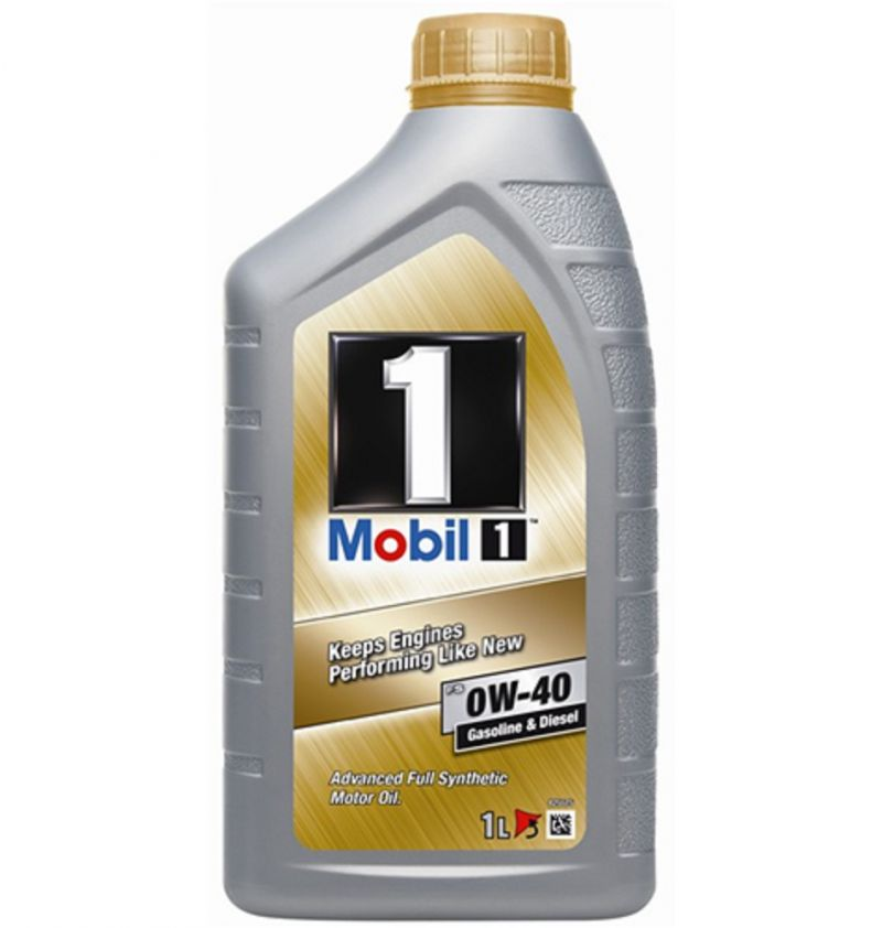 OFFERTA OLIO MOTORE MOBIL ADVANCED FULL-SYNTHETIC 0W40 1L