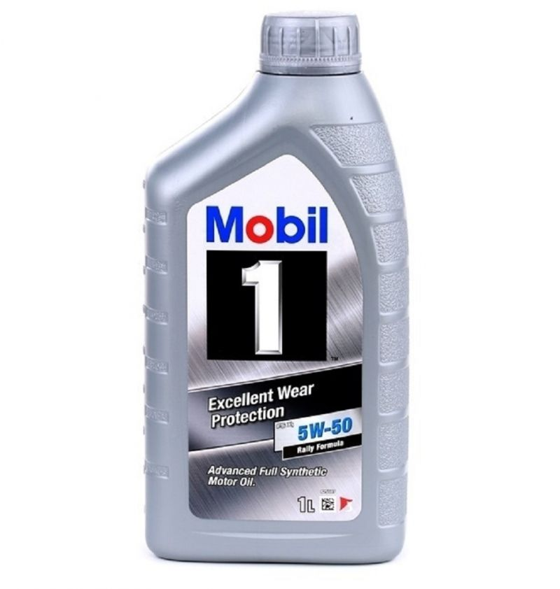 OFFERTA OLIO MOTORE MOBIL ADVANCED FULL-SYNTHETIC 5W50 1L