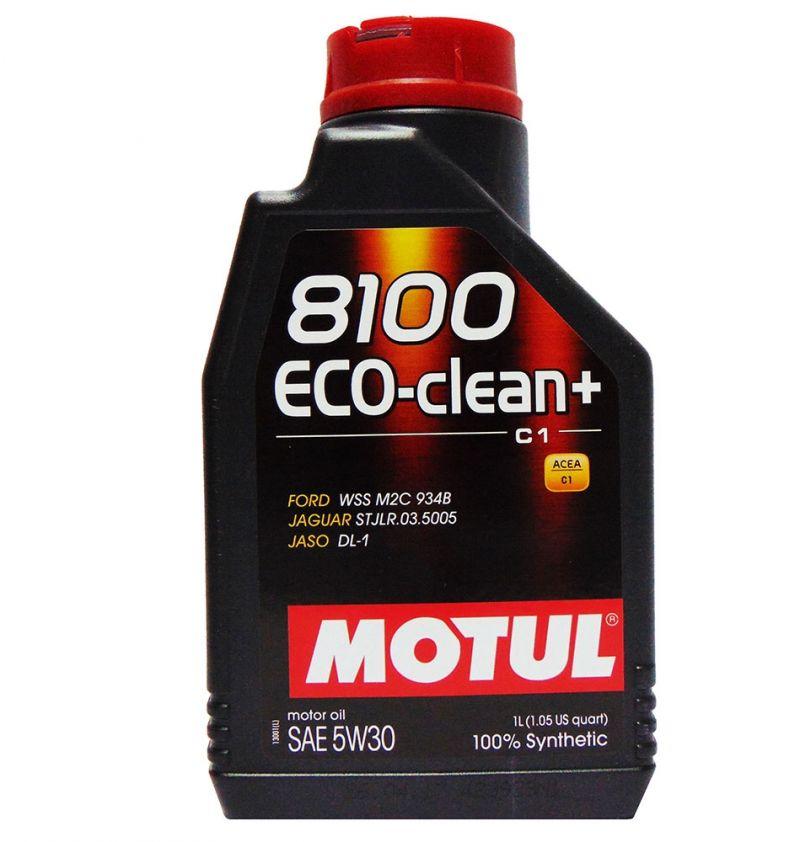 OFFERTA OLIO MOTORE MOTUL ECO-CLEAN+ C1 SAE 5W30 100% SINTETICO 1L