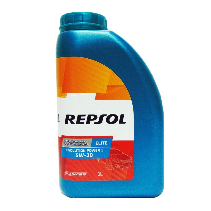 OFFERTA OLIO MOTORE REPSOL 5W-30 ELITE FULLY SYNTHETIC 1L
