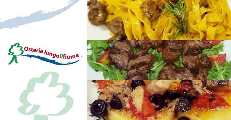 offerta osteria tipica corridonia macerata - occasione ristorante cucina tipica macerata