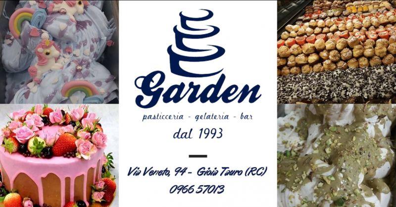 Offerta Pasticceria artigianale gioia tauro - gelato artigianale reggio calabria - cake design